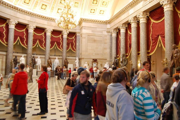 US Capitol Old Hall